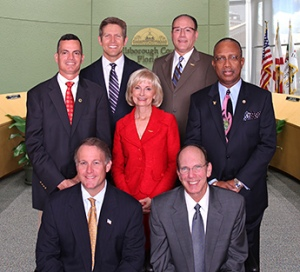 Hillsborough County Commissioners