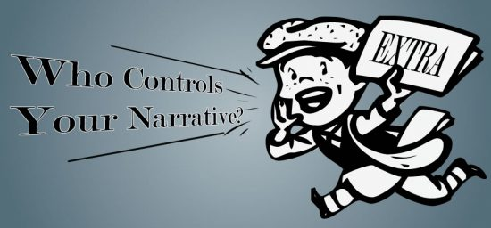 control the narrative
